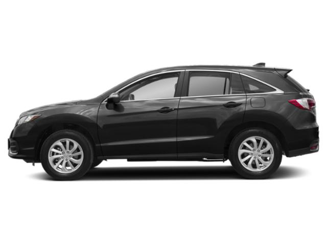 Modern Steel Metallic 2018 Acura RDX Pictures RDX Utility 4D Technology 2WD V6 photos side view