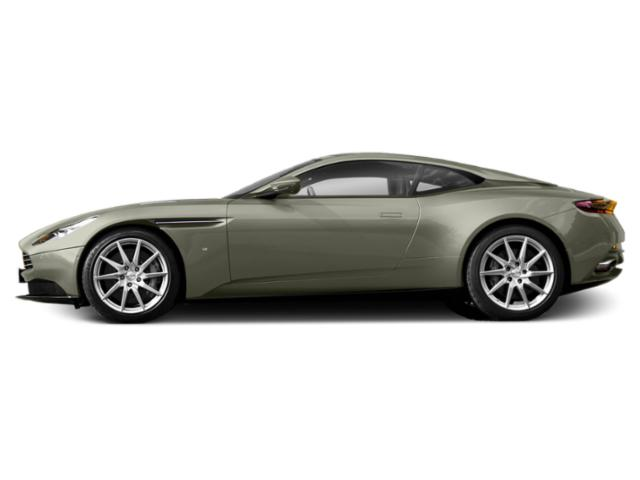 Arden Green 2018 Aston Martin DB11 Pictures DB11 V12 Coupe photos side view