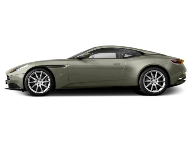 Arden Green 2018 Aston Martin DB11 Pictures DB11 2 Door Coupe V12 photos side view