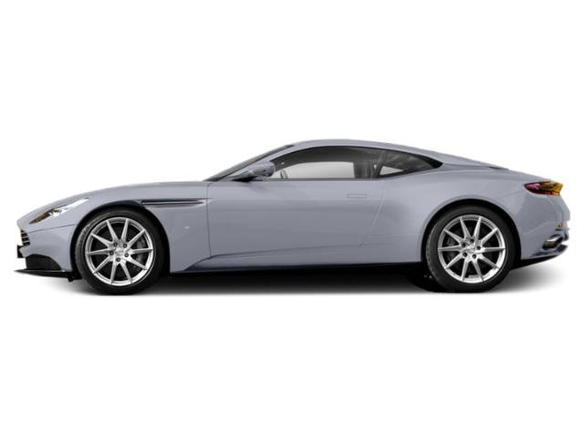 Concours Blue 2018 Aston Martin DB11 Pictures DB11 2 Door Coupe V12 photos side view