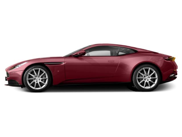 Diavolo Red 2018 Aston Martin DB11 Pictures DB11 2 Door Coupe V8 photos side view