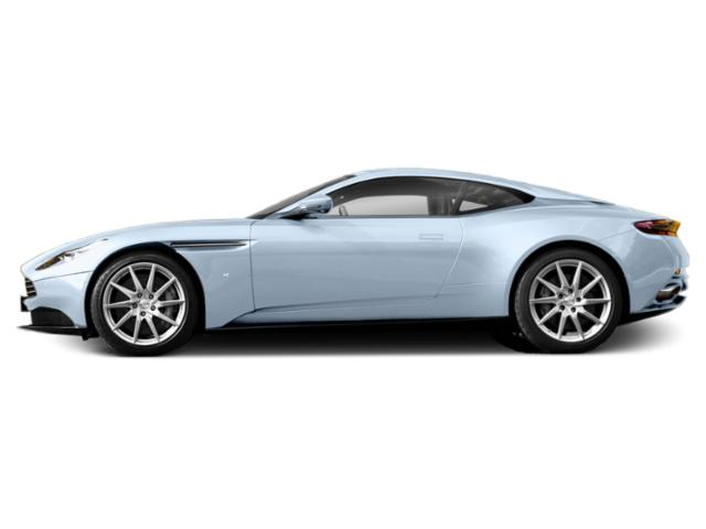 Q Frosted Glass Blue 2018 Aston Martin DB11 Pictures DB11 2 Door Coupe V8 photos side view