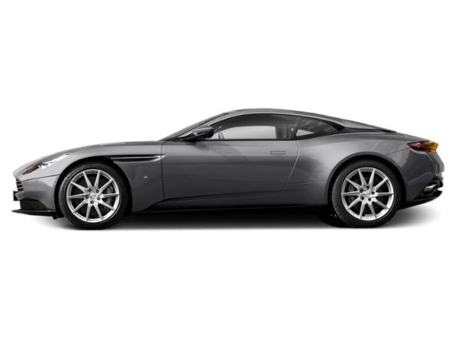 Hammerhead Silver 2018 Aston Martin DB11 Pictures DB11 V12 Coupe photos side view