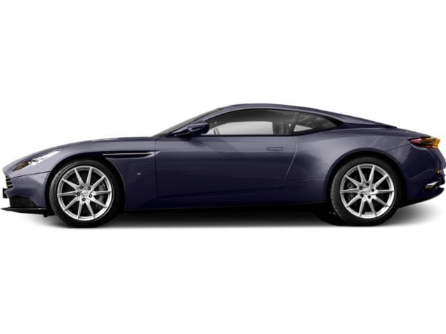 Mariana Blue 2018 Aston Martin DB11 Pictures DB11 2 Door Coupe V8 photos side view