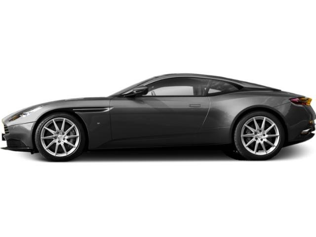 Onyx Black 2018 Aston Martin DB11 Pictures DB11 2 Door Coupe V8 photos side view