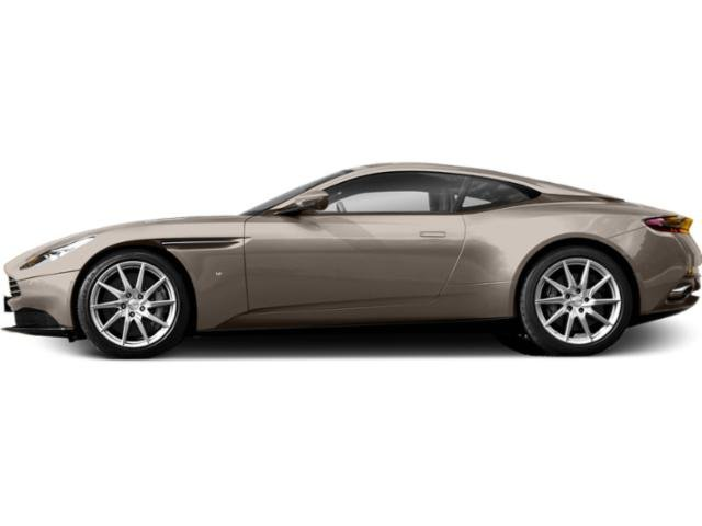 Selene Bronze 2018 Aston Martin DB11 Pictures DB11 V12 Coupe photos side view