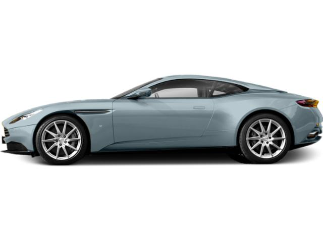 Sea Storm 2018 Aston Martin DB11 Pictures DB11 2 Door Coupe V8 photos side view