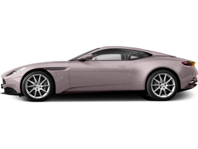 Q Blush Pearl 2018 Aston Martin DB11 Pictures DB11 2 Door Coupe V8 photos side view