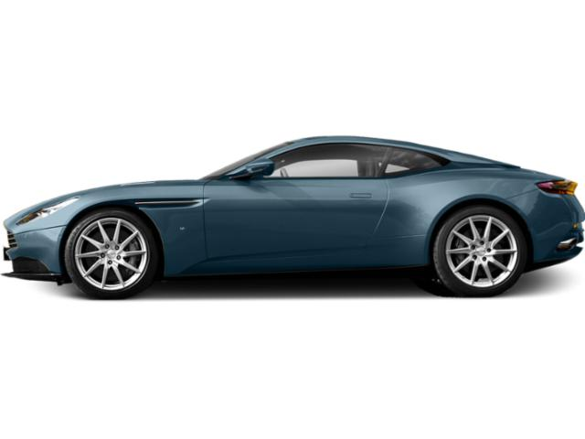 Intense Blue 2018 Aston Martin DB11 Pictures DB11 2 Door Coupe V8 photos side view