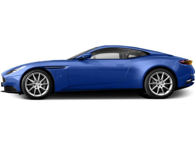 Q Zaffre Blue 2018 Aston Martin DB11 Pictures DB11 2 Door Coupe V12 photos side view