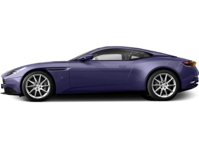 Q Royal Indigo 2018 Aston Martin DB11 Pictures DB11 V12 Coupe photos side view