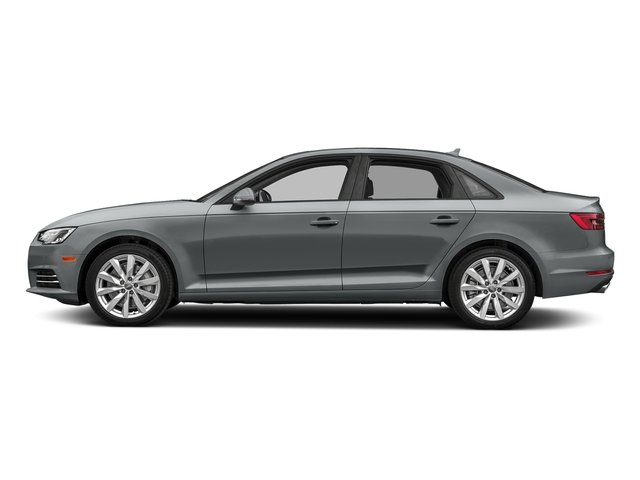 Monsoon Gray Metallic 2018 Audi A4 Pictures A4 2.0 TFSI Tech Premium Plus Manual quattro AWD photos side view