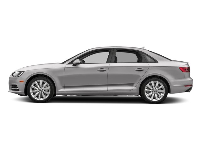 Florett Silver Metallic 2018 Audi A4 Pictures A4 2.0 TFSI Tech Premium Plus Manual quattro AWD photos side view