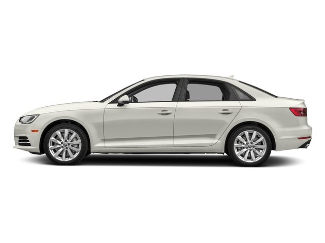 Ibis White 2018 Audi A4 Pictures A4 2.0 TFSI Tech Premium Plus Manual quattro AWD photos side view