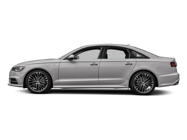 Florett Silver Metallic 2018 Audi A6 Pictures A6 2.0 TFSI Premium Plus FWD photos side view