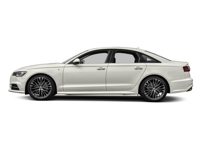 Ibis White 2018 Audi A6 Pictures A6 2.0 TFSI Premium Plus FWD photos side view