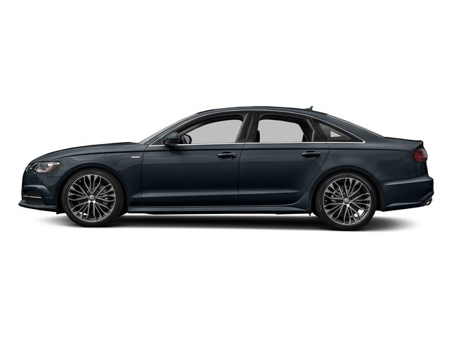 Moonlight Blue Metallic 2018 Audi A6 Pictures A6 Sedan 4D 2.0T Sport photos side view