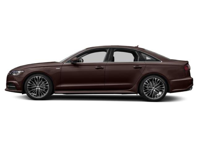 Java Brown Metallic 2018 Audi A6 Pictures A6 Sedan 4D 3.0T Premium AWD photos side view