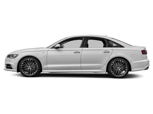 Glacier White Metallic 2018 Audi A6 Pictures A6 Sedan 4D 3.0T Premium AWD photos side view