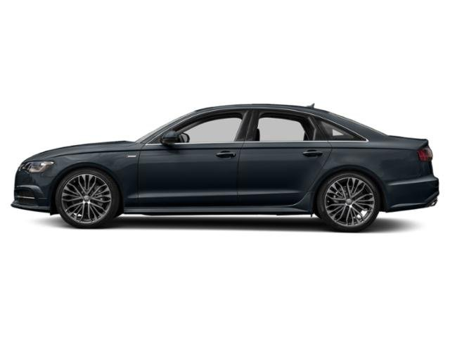Moonlight Blue Metallic 2018 Audi A6 Pictures A6 Sedan 4D 3.0T Premium AWD photos side view