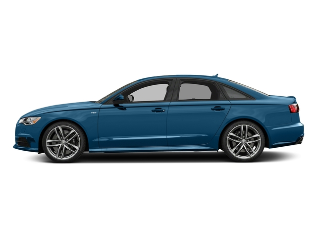 Sepang Blue Pearl Effect 2018 Audi S6 Pictures S6 4.0 TFSI Prestige photos side view