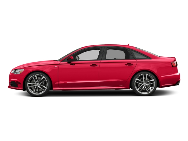Misano Red Pearl Effect 2018 Audi S6 Pictures S6 4.0 TFSI Prestige photos side view