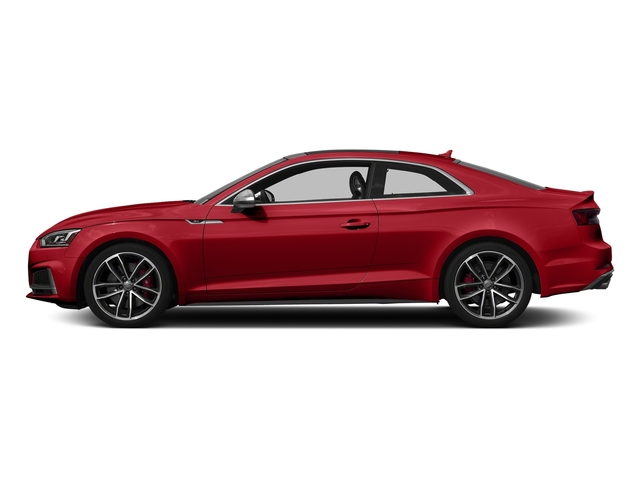 Tango Red Metallic 2018 Audi S5 Coupe Pictures S5 Coupe 3.0 TFSI Prestige photos side view