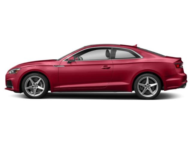 Matador Red Metallic 2018 Audi A5 Coupe Pictures A5 Coupe 2.0 TFSI Premium Plus S tronic photos side view