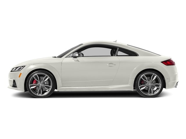 Ibis White 2018 Audi TTS Pictures TTS 2.0 TFSI photos side view