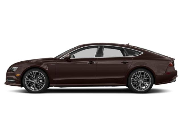 Java Brown Metallic 2018 Audi A7 Pictures A7 3.0 TFSI Prestige photos side view