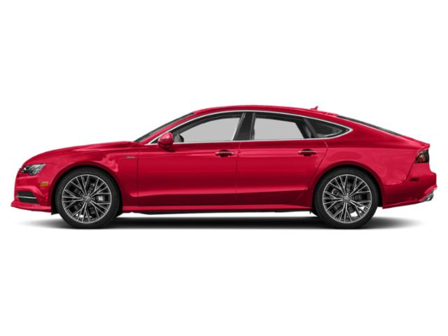 Misano Red Pearl Effect 2018 Audi A7 Pictures A7 3.0 TFSI Prestige photos side view