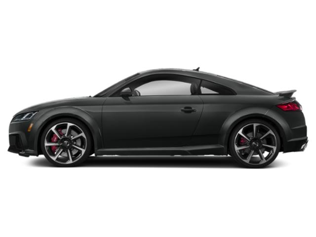 Mythos Black Metallic 2018 Audi TT RS Pictures TT RS 2.5 TFSI photos side view