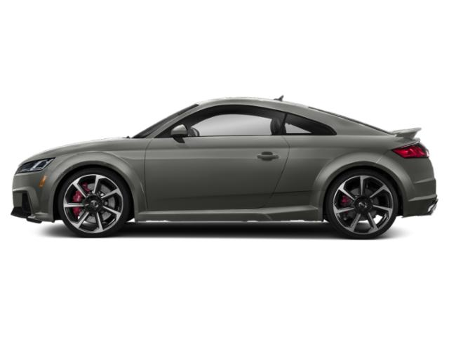 Nardo Gray 2018 Audi TT RS Pictures TT RS 2.5 TFSI photos side view