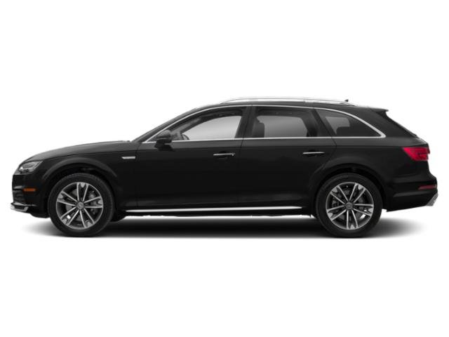 Brilliant Black 2018 Audi A4 allroad Pictures A4 allroad 2.0 TFSI Tech Premium photos side view
