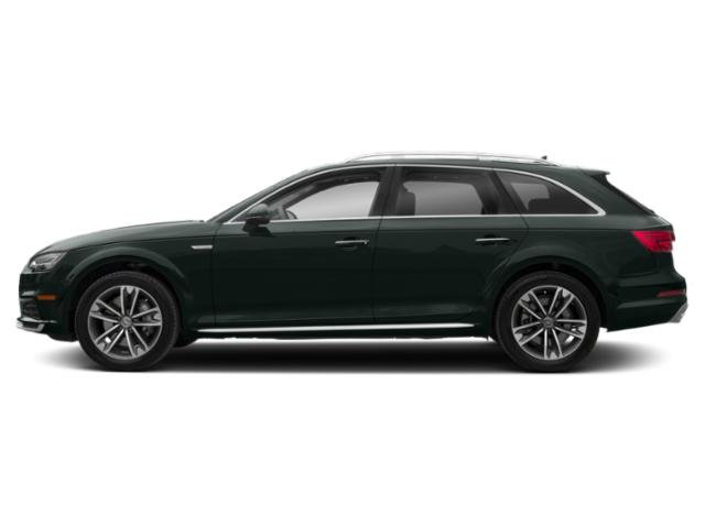 Gotland Green Metallic 2018 Audi A4 allroad Pictures A4 allroad 2.0 TFSI Tech Premium photos side view