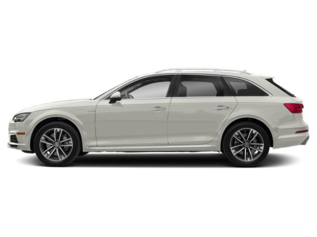 Ibis White 2018 Audi A4 allroad Pictures A4 allroad 2.0 TFSI Tech Premium photos side view