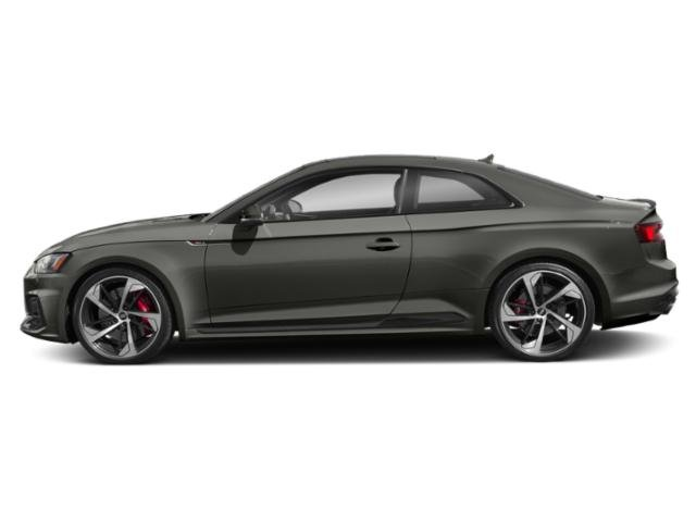Nardo Gray 2018 Audi RS 5 Coupe Pictures RS 5 Coupe 2.9 TFSI quattro tiptronic photos side view