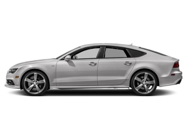 Florett Silver Metallic 2018 Audi S7 Pictures S7 4.0 TFSI Prestige photos side view