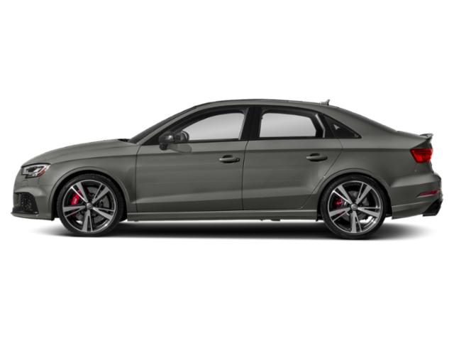 Nardo Gray 2018 Audi RS 3 Pictures RS 3 2.5 TFSI S Tronic photos side view