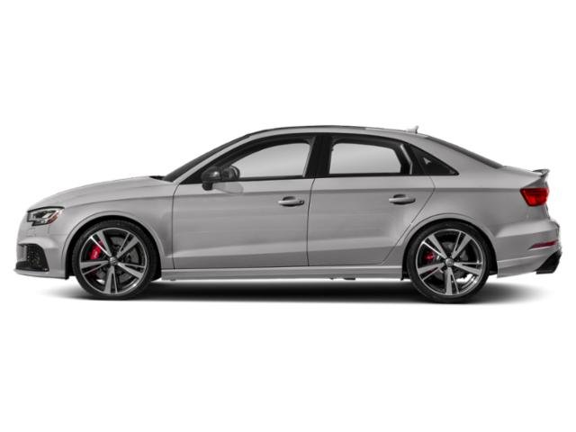 Florett Silver Metallic 2018 Audi RS 3 Pictures RS 3 2.5 TFSI S Tronic photos side view