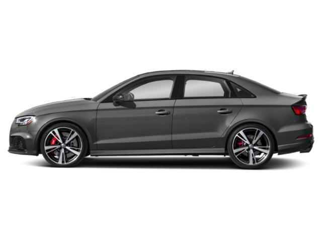 Daytona Gray Pearl Effect 2018 Audi RS 3 Pictures RS 3 Sedan 4D RS3 AWD photos side view