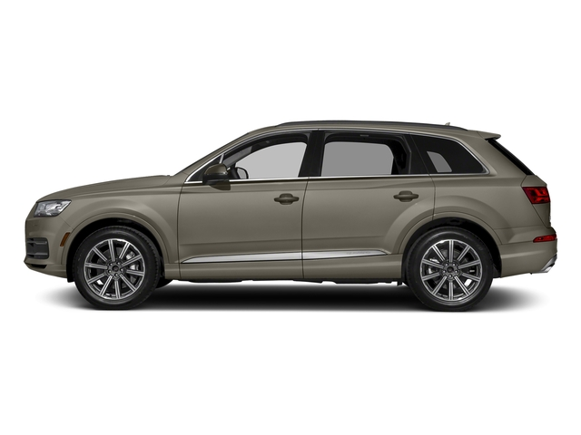 Cobra Beige Metallic 2018 Audi Q7 Pictures Q7 2.0 TFSI Premium photos side view