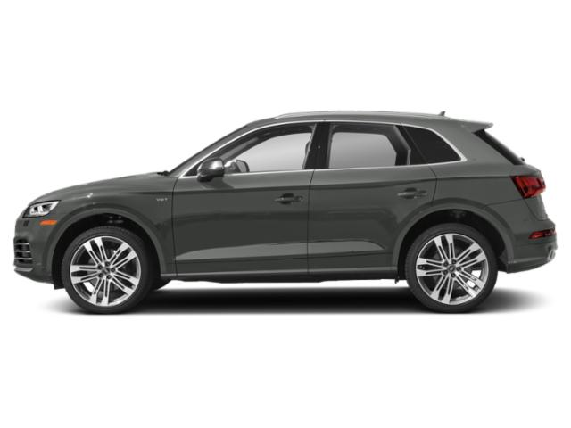 Daytona Gray Pearl Effect 2018 Audi SQ5 Pictures SQ5 Utility 4D Prestige AWD photos side view