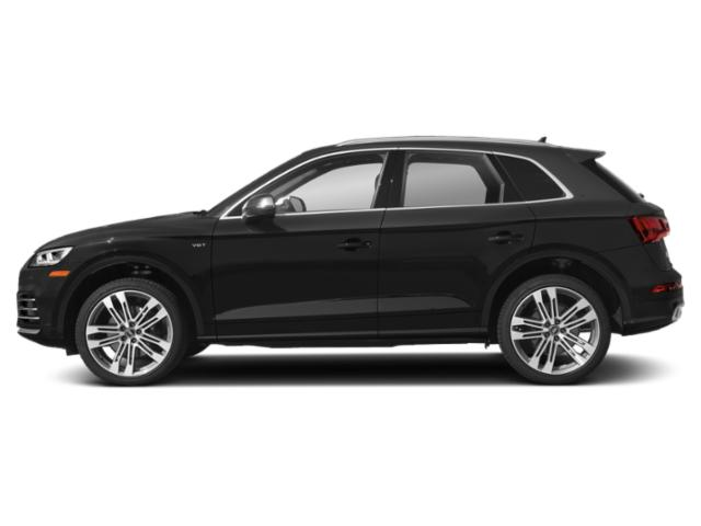 Brilliant Black 2018 Audi SQ5 Pictures SQ5 3.0 TFSI Prestige photos side view