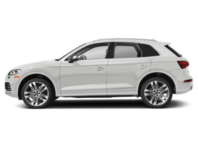 Ibis White 2018 Audi SQ5 Pictures SQ5 3.0 TFSI Prestige photos side view