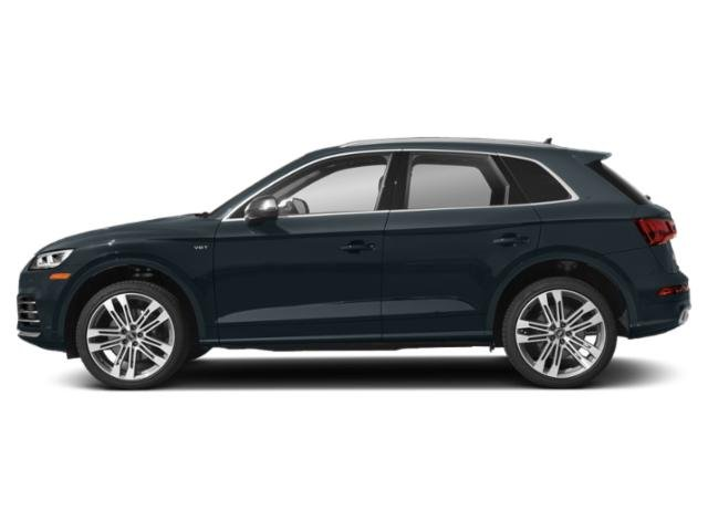 Moonlight Blue Metallic 2018 Audi SQ5 Pictures SQ5 Utility 4D Prestige AWD photos side view