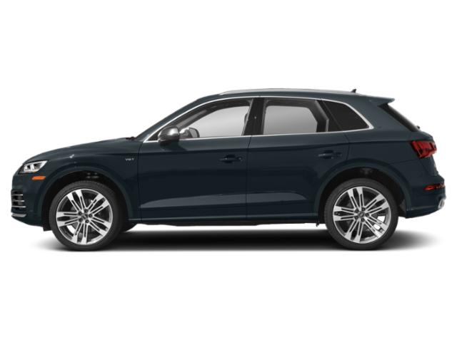 Moonlight Blue Metallic 2018 Audi SQ5 Pictures SQ5 3.0 TFSI Prestige photos side view