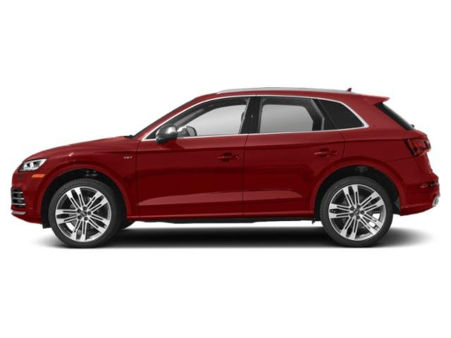 Matador Red Metallic 2018 Audi SQ5 Pictures SQ5 3.0 TFSI Prestige photos side view