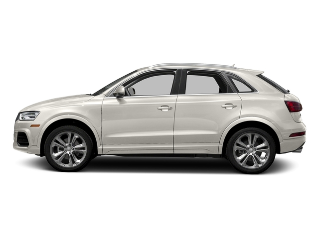 Cortina White 2018 Audi Q3 Pictures Q3 2.0 TFSI Sport Premium Plus FWD photos side view