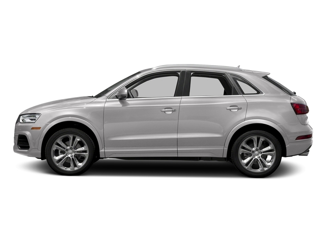 Florett Silver Metallic 2018 Audi Q3 Pictures Q3 2.0 TFSI Sport Premium Plus FWD photos side view